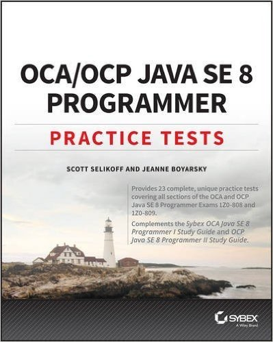 What are the best / good books to prepare for OCAJP 8 (1Z0–808) Exam ...