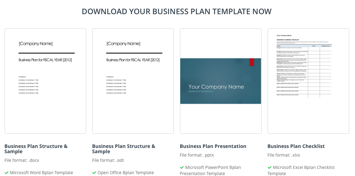how to create a start up business plan quora