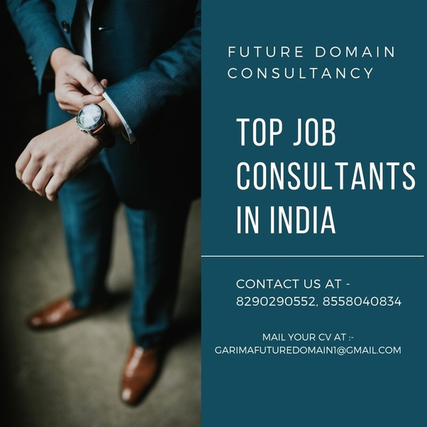 Which are the best non-fraudulent job consultancies in Delhi