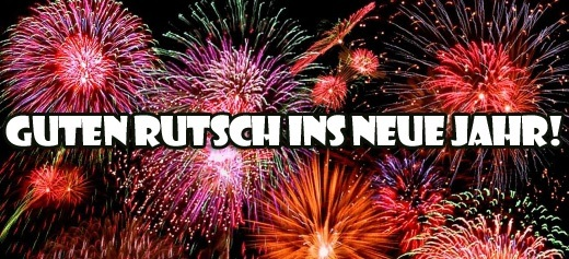 In German, how do you say 'Happy New Year'? - Quora