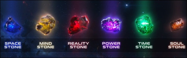what color is the reality stone quora