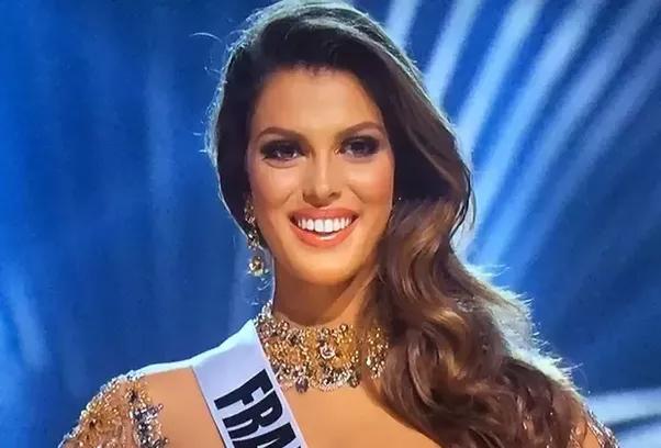 Iris Mittenaere Miss Universe 2017