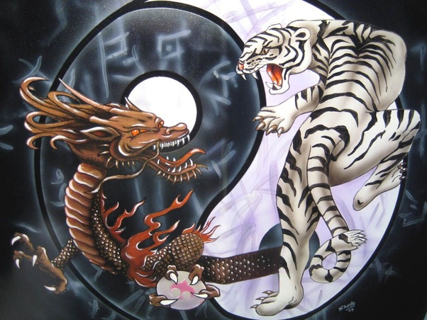 Tiger & Dragon Stream