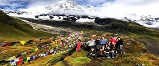 Trekking for the mountain lovers