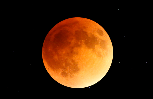 22+ Tonight moon changes colors inspirations