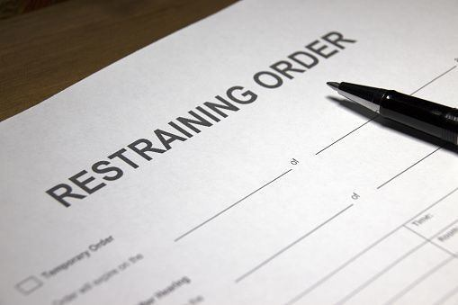 how to get rid of a restraining order