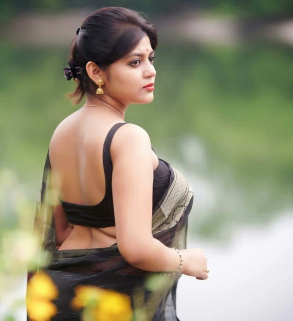 What Are Some Hot Pictures Of A Saree - Quora-7626