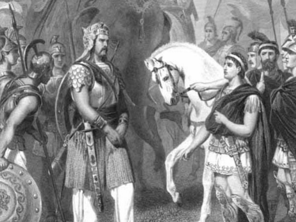 Who won the battle between Porus and Alexander the great? - Quora