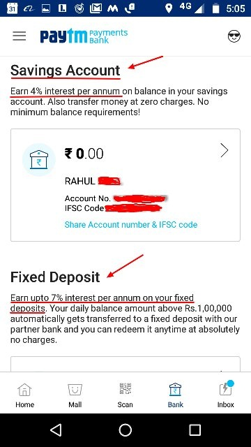 Is it worth it to open a savings account in a Paytm bank in India? - Quora