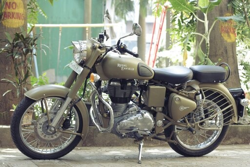 Which Guard Is The Best For The Royal Enfield Classic Desert Storm