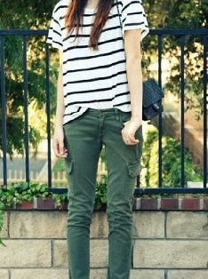 Green what wear shirt to with pants Mint Green