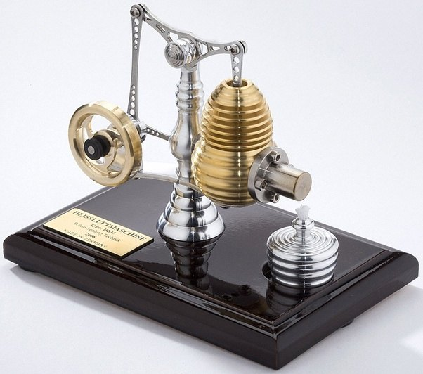 How Does A Stirling Engine Work?