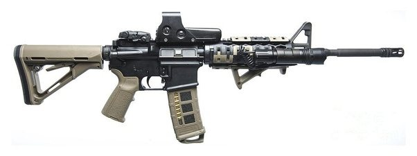 What are the best semi-automatic rifles for home-defense? - Quora