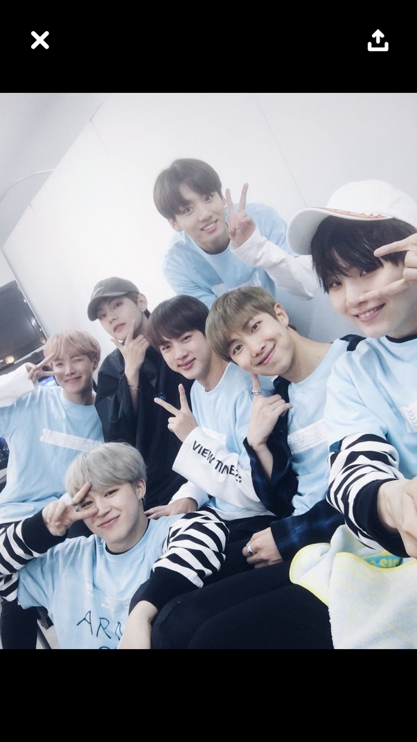How does BTS meet each other? - Quora