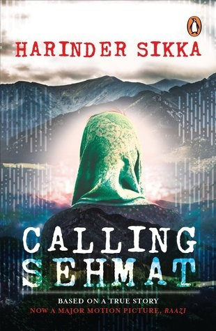 How to get the novel 'Calling Sehmat' in PDF or e-book for free
