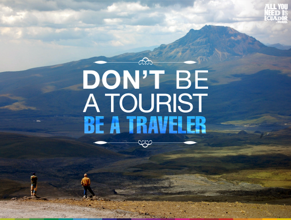 a traveller or a tourist You may use the words tourist and traveler interchangeably, but to some  people in the travel community, these titles have different.