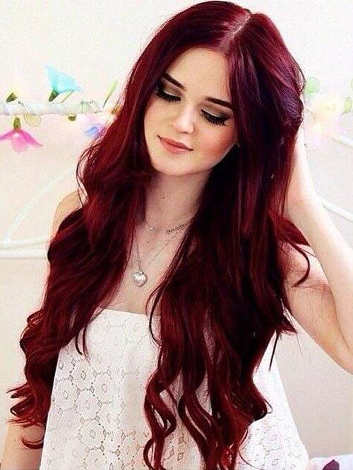 I have red hair and I want to temporarily dye my hair blonde for a ...