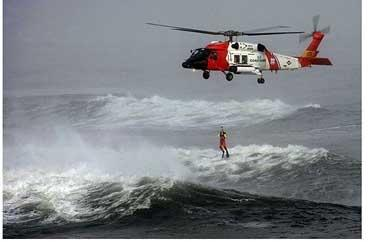 united states coast guard rescue swimmers they go out and operate in all conditions to save folks and the physical training to become a rescue swimmers is