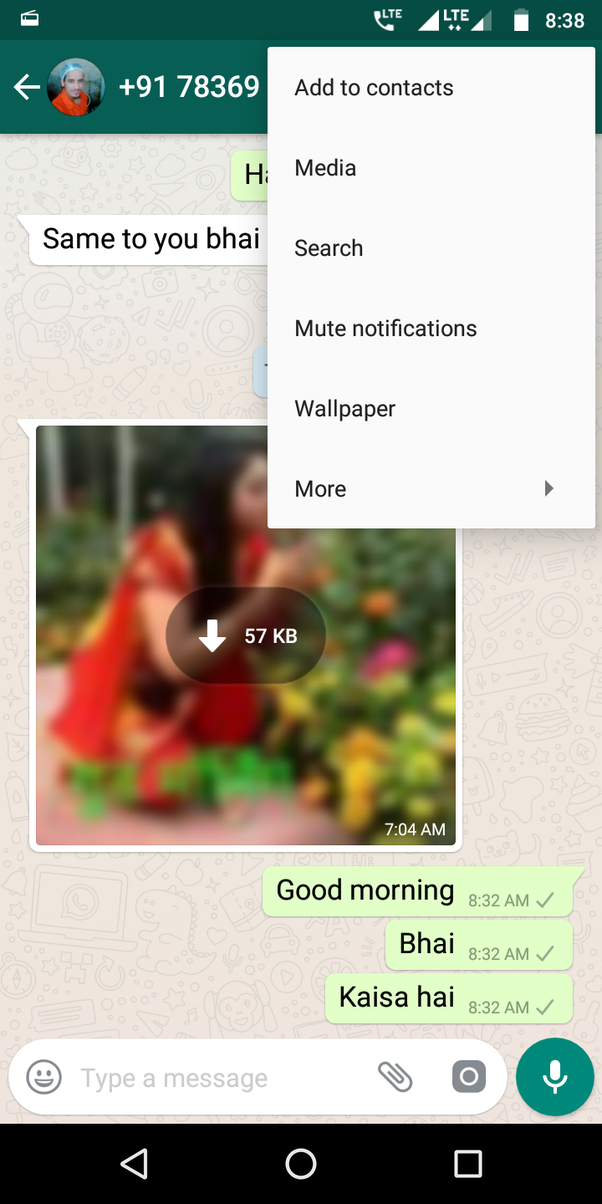 How to stop getting messages from someone without blocking them on