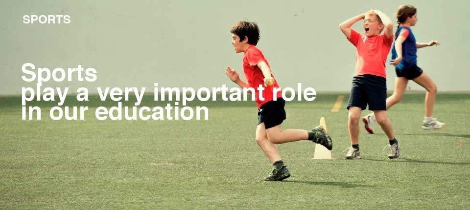 article on importance of games and sports in personality development