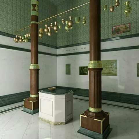 What is inside the Kaaba? - Quora