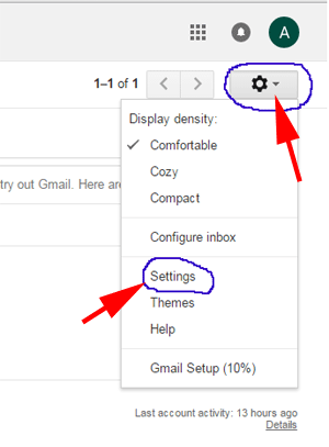 How to recover a sent email