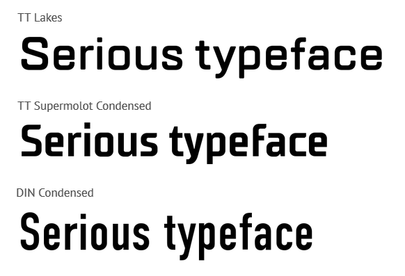 What is the most serious font? - Quora