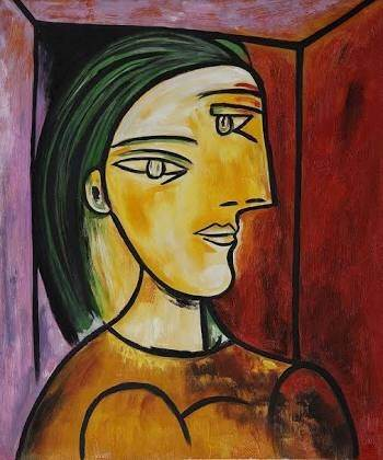 What is pablo picasso style of art what makes his art for Picasso painting names