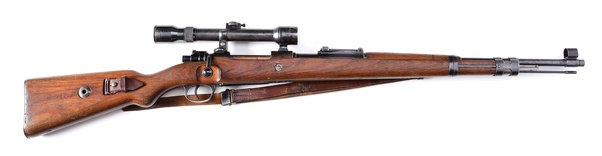 What was the best sniper rifle in WW2 and why? - Quora