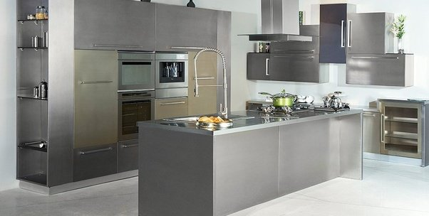 What are the latest trends in modular kitchens Quora
