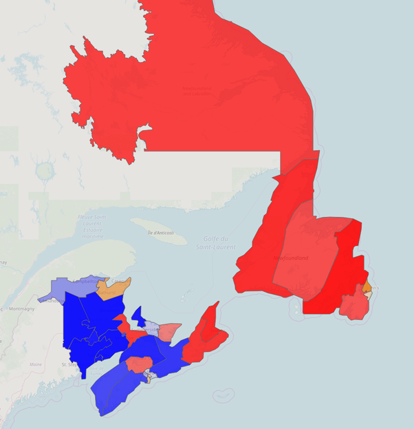 Canada Election Prediction Map What are your boldest predictions for the 2019 Canadian Federal