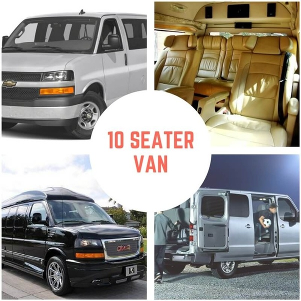 What Are The Best 10 Seater SUVs?