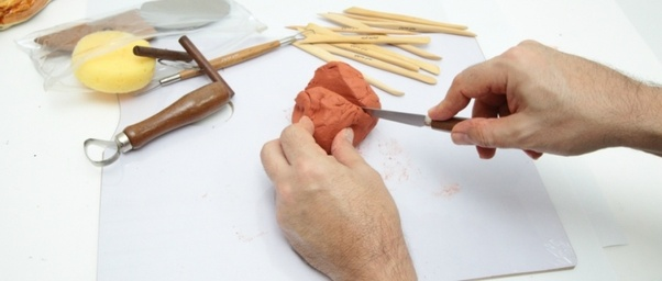 Can you paint air dry clay while it's still wet? - Quora