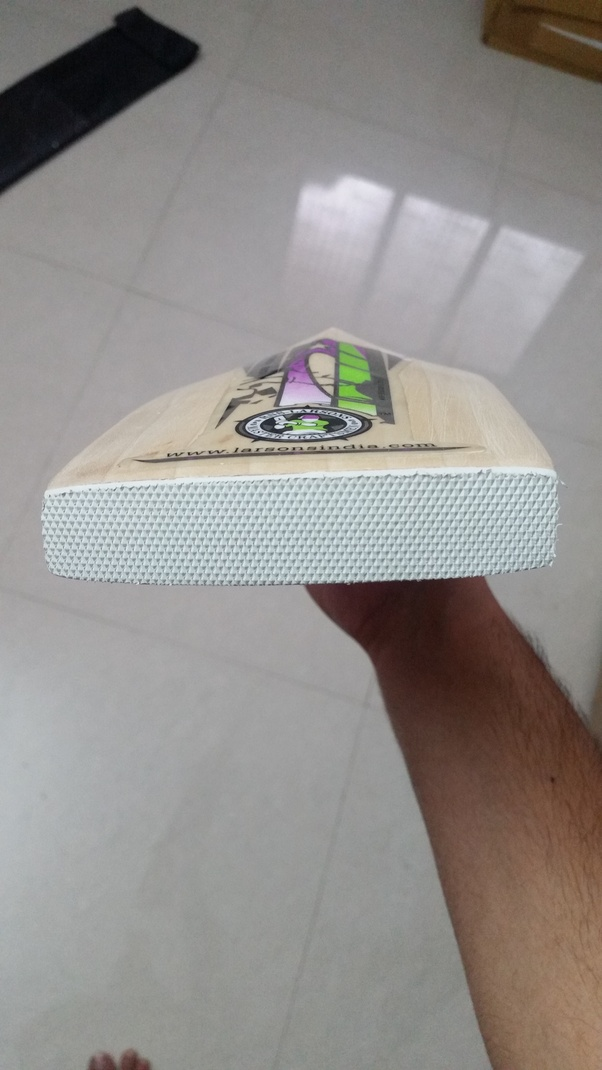 Producers Also Wear A Toe Guard Or Rubber Protection To Help Retain Bat From The Dampness Of Surface