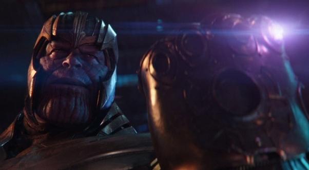 IW Thor Vs Endgame Thanos with the Power Stone, Who wins
