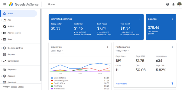 Can I add Google Adsense to a website the will teach free online courses? -  Quora