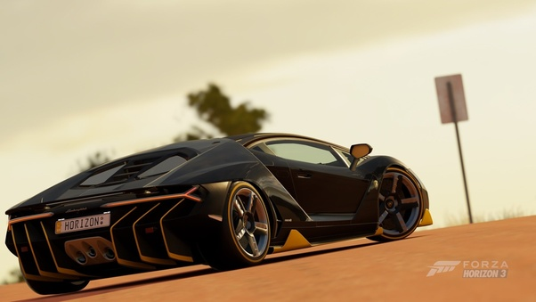 In The X Box Game Forza Horizon 3 Can Someone Please Tell Me Which