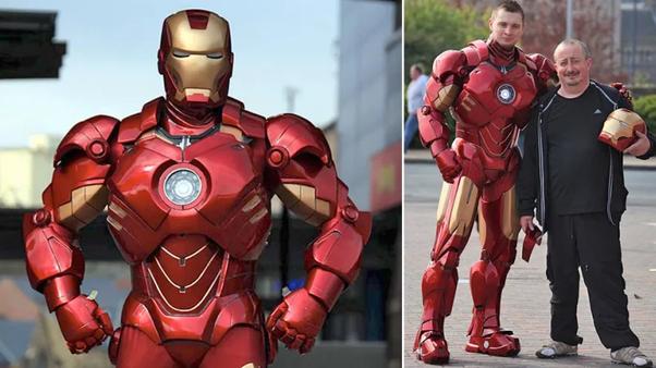 iron man 1 2 3 kickass