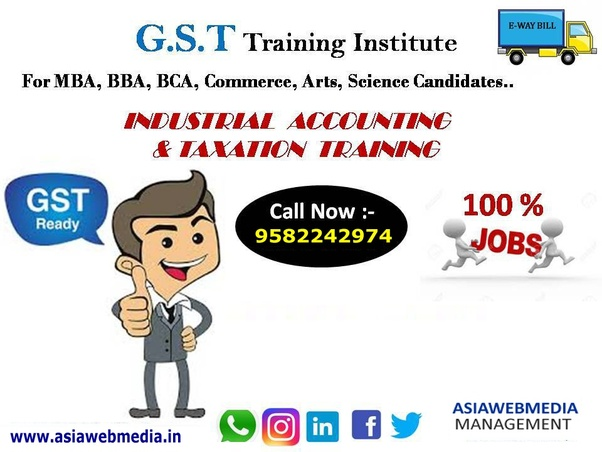 Is there any institute which provides GST training? Quora
