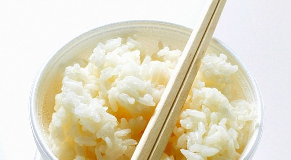 how to make sticky rice from normal rice