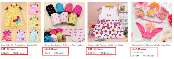 81d312331a6948 Most of the children's boutique clothing are manufactured in China thus  making the cost slightly lower than other platforms (Chinese wholesale  websites are ...