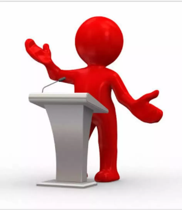 What are the best lines to start a speech competition? - Quora