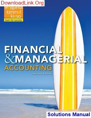 Where Can I Find The Solutions Manual For Financial Accounting Ifrs