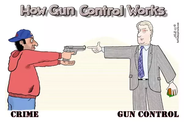 gun control pro and con Satire about hitler and gun control: hitler told that the gun control bill failed to pass the senate this video about hitler and gun control is a satirical look at the reaction of the big government supporters on recent failures to pass more unnecessary.