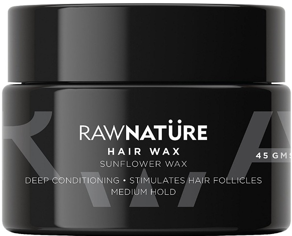 Hair Wax: Deep Ruby Orange Hair Wax Built With Naturally Derived  Ingredients To Tame Unruly Hair. Makes Styling Quick And Easy