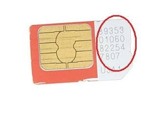 How to find your SIM card number - Quora