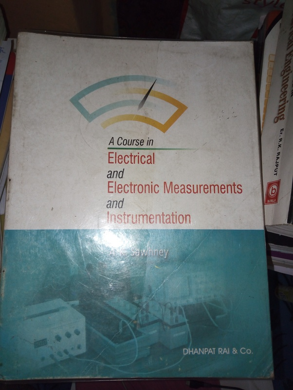 Electrical & Electronic Measurement And Instrumentation Ak Sawhney Pdf