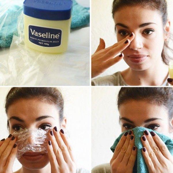 Can I put Vaseline underneath my eyes as an eye cream?