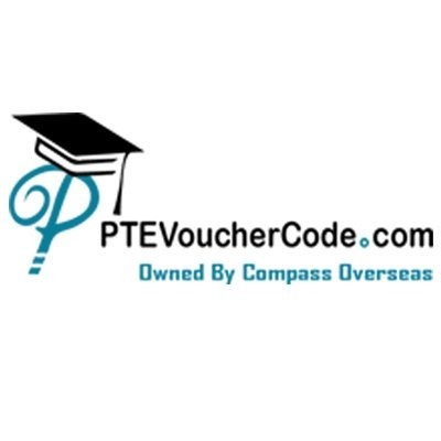 Which site is used for a PTE voucher as well as the PTE practice