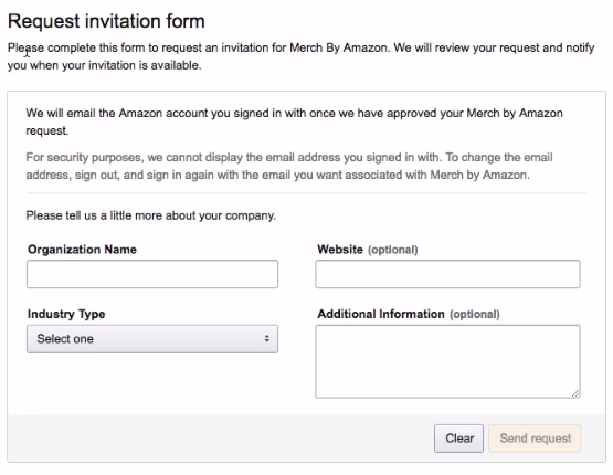 How To Get Accepted In Merch By Amazon Mercher World
